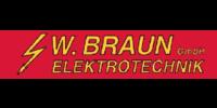 Kundenlogo Braun Eektrotechnik GmbH