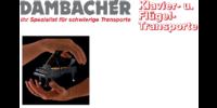 Kundenlogo Dambacher Klavier- u. Flügel - Transporte