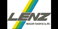 Kundenlogo Lenz Maler GmbH & Co. KG
