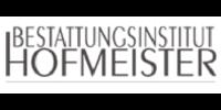 Kundenlogo Bestattungsinstitut Hofmeister