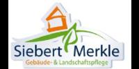 Kundenlogo Siebert & Merkle Gebäude & Landschaftspflege e.K. Inh. Tristan Merkle