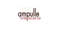 Kundenlogo ampulle THE DRY & GIN BEEF CLUB