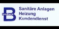 Kundenlogo Brodbeck GmbH
