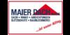 Kundenlogo von Maier Dach GmbH