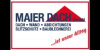 Kundenlogo Bedachungen Maier Dach GmbH