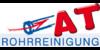 Kundenlogo von A & T Rohrreinigungs GmbH