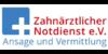 Kundenlogo von A & V Zahnärztlicher Notdienst Vermittlung e.V.