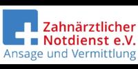 Kundenlogo A & V Zahnärztlicher Notdienst Vermittlung e.V.