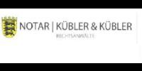 Kundenlogo Kübler & Kübler Rechtsanwälte NOTAR