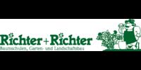 Kundenlogo Garten- und Landschaftsbau Richter & Richter GmbH & Co. KG