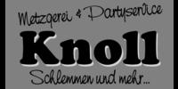 Kundenlogo Metzgerei & Partyservice Knoll