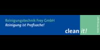 Kundenlogo Frey Reinigungstechnik GmbH