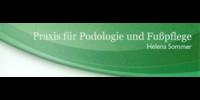 Kundenlogo Sommer Helena med. & pod. Fußpflegepraxis
