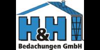 Kundenlogo H & H Bedachungen GmbH