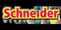 Kundenlogo Schneider Werbetechnik