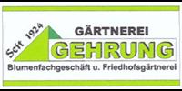 Kundenlogo Blumenfachgeschäft Gärtnerei Gehrung