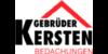 Kundenlogo von Bedachungen GEBR. Kersten GmbH