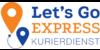 Kundenlogo von Let's Go Express Kurierdienst