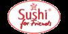 Kundenlogo von Sushi for Friends (Schöneweide)