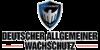 Kundenlogo von Deutscher Allgemeiner Wachschutz