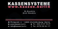 Kundenlogo Kassensysteme Keskin