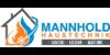 Kundenlogo von Mannhold Haustechnik