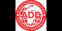 Kundenlogo ADD Arbeitsgemeinschaft Deutscher Detekteien e.V.