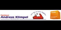 Kundenlogo Klimpel Andreas Tischlerei
