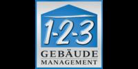 Kundenlogo 1-2-3 Gebäudemanagement GmbH