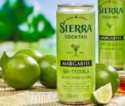 SIERRA Tequila launcht Ready-to-Drink Margarita für die Exportmärkte