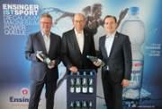 Generationswechsel in der Geschäftsführung der Ensinger Mineral-Heilquellen GmbH