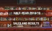 Pernod Ricard: FY19 Half-year Sales and Results
