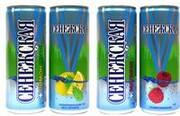 Getränkedose erobert in Russland eine neue Kategorie