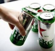 HEINEKEN UK to remove plastic from all multi-pack cans by 2021
