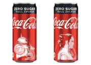 Coca-Cola Zero Sugar Dosen für kurze Zeit als limitierte Star Wars Edition erhältlich