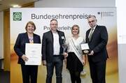 Henkell Freixenet erhält Bundesehrenpreis für Spirituosen