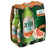 Neu: Jever Fun Blutorange - friesisch-herb, fruchtig-frisch und alkoholfrei