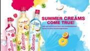 Sommerliche Produkte bei Berentzen: Neue Creamliköre Berentzen Summer Editions