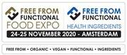 Free From Functional & Health Ingredients postponed until 24-25 November 2020