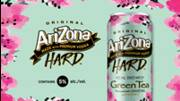 AriZona Hard Green Tea off to fast start in Canada