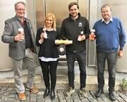 Frankonia-Biere kommen ab Oktober von der Kauzen Bräu