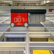 SIG nimmt hochmodernes AutoStore-Lager für Ersatzteile in Betrieb