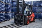 Cognex-Kameras im Logistikzentrum der Flensburger Brauerei