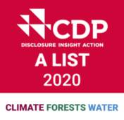 Three CDP A grades: Symrise ranks among the top ten most sustainable companies in the...
