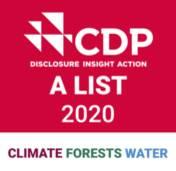 Dreifach-A-CDP-Rating: Symrise gehört zu den zehn nachhaltigsten Unternehmen weltweit