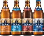 Four gold awards for Sanwald, one gold award for Schwaben Bräu