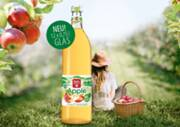 RhönSprudel Apple Plus now new in individual glass container