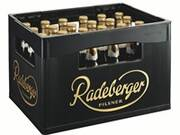Radeberger Pilsner drops 0.33-liter individual bottle: switch to GeMeMa pool
