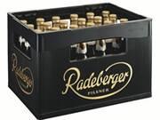 Radeberger Pilsner verzichtet auf 0,33l‐Individualflasche: Umstellung auf Pool der GeMeMa
