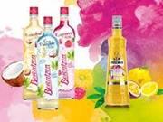 Sommerliche Produkte bei der Berentzen-Gruppe